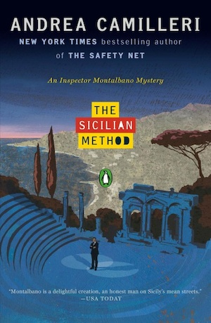The Sicilian Method by Andrea Camilleri front cover