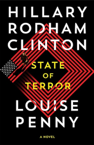 State of Terror by Hillary Clinton and Louise Penny front cover