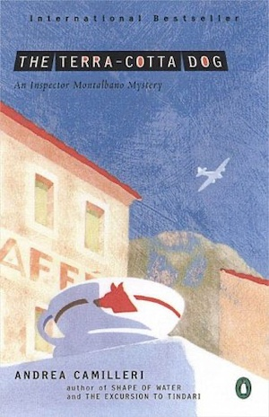 The Terracotta Dog by Andrea Camilleri front cover